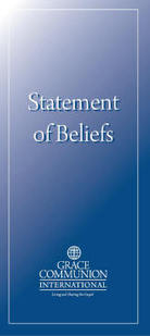 Statement of Beliefs Booklet